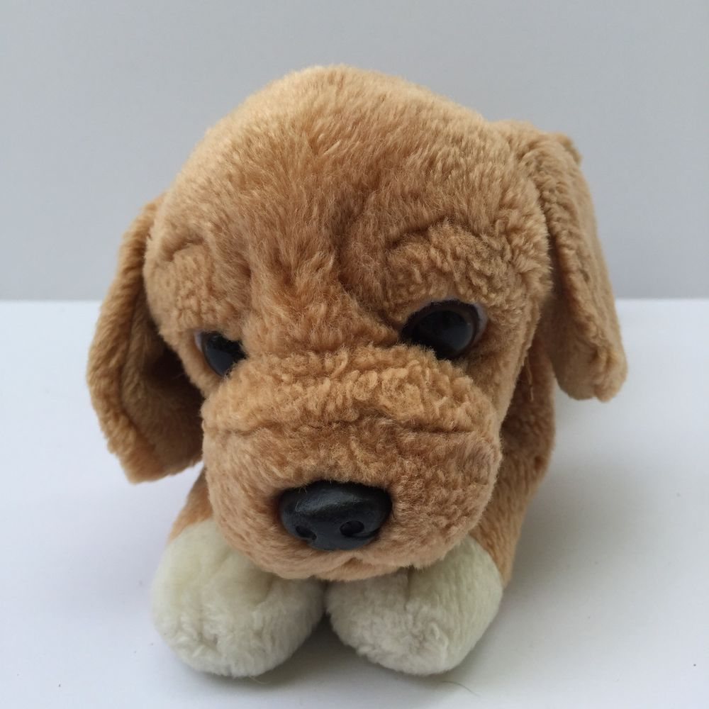 Russ Yomiko Classics Puggle Plush Floppy Beanbag Stuffed Animal