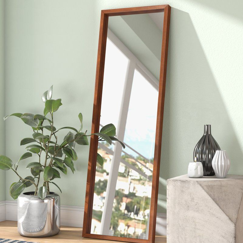 Karpinski Modern Contemporary Full Length Mirror Contemporary Full Length Mirrors Full Length Mirror Bedroom Mirror