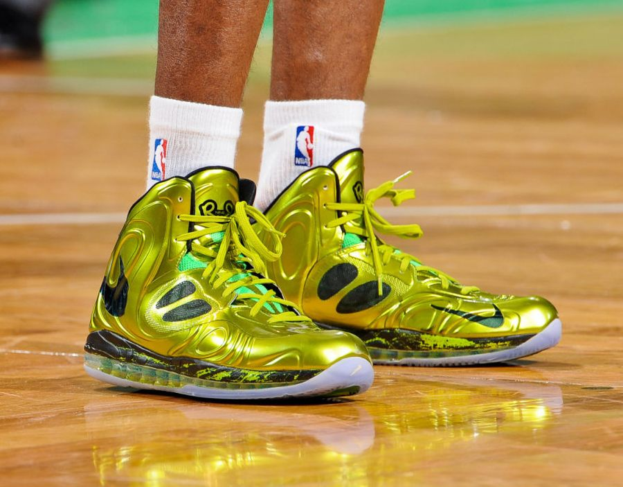 Rajon Rondo Wears Insanely Loud Nike HyperPosite PE  34903c977