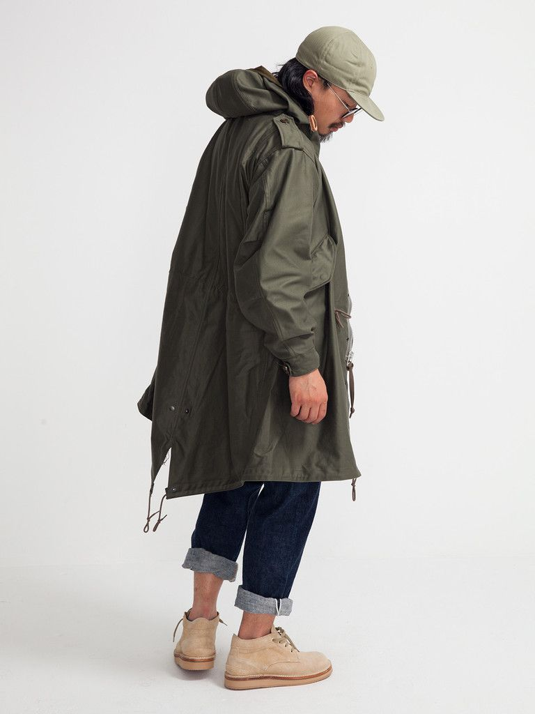 M-1951 FISHTAIL PARKA | Matters of the cloth | Pinterest ...