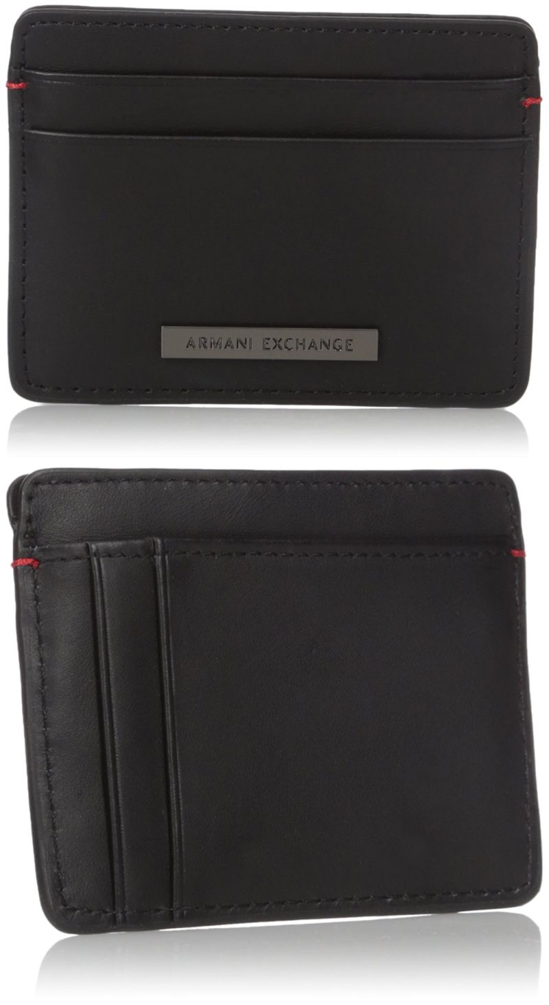 Business and Credit Card Cases 105860: Armani Exchange Two Card ...