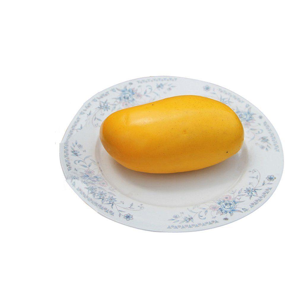 fa70cb31f10d Meijiu Artificial Fruit Mango Decoration -- Click image to review more  details.
