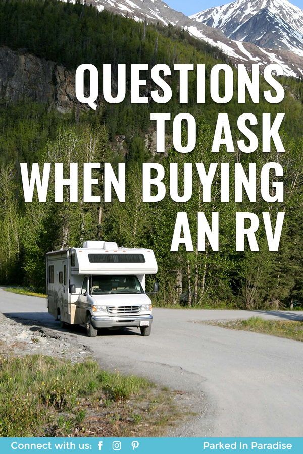 RV Beginner Guide