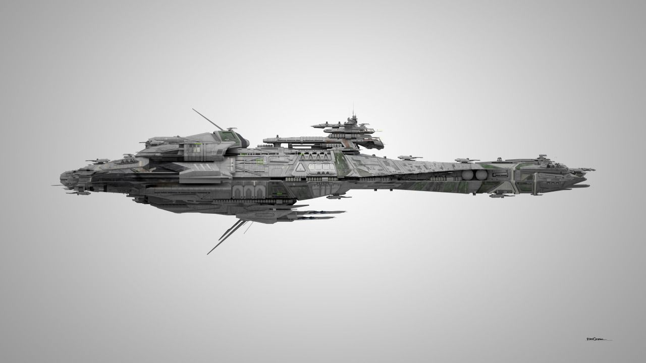 Black themed spaceship conceptual artwork and wallpapers 1 design - Sci Fi Spaceships More Star Citizen Wallpaper From