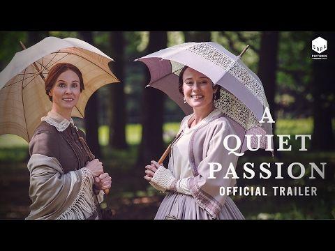A Quiet Passion 2016 Trailer Cynthia Nixon Jodhi May