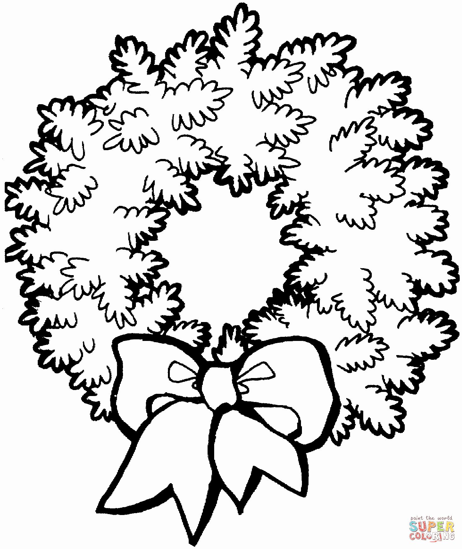 Advent Wreath Coloring Page New Cozy Advent Wreath Coloring Page Free Christmas Reci Christmas Wreath Clipart Printable Christmas Coloring Pages Wreath Drawing