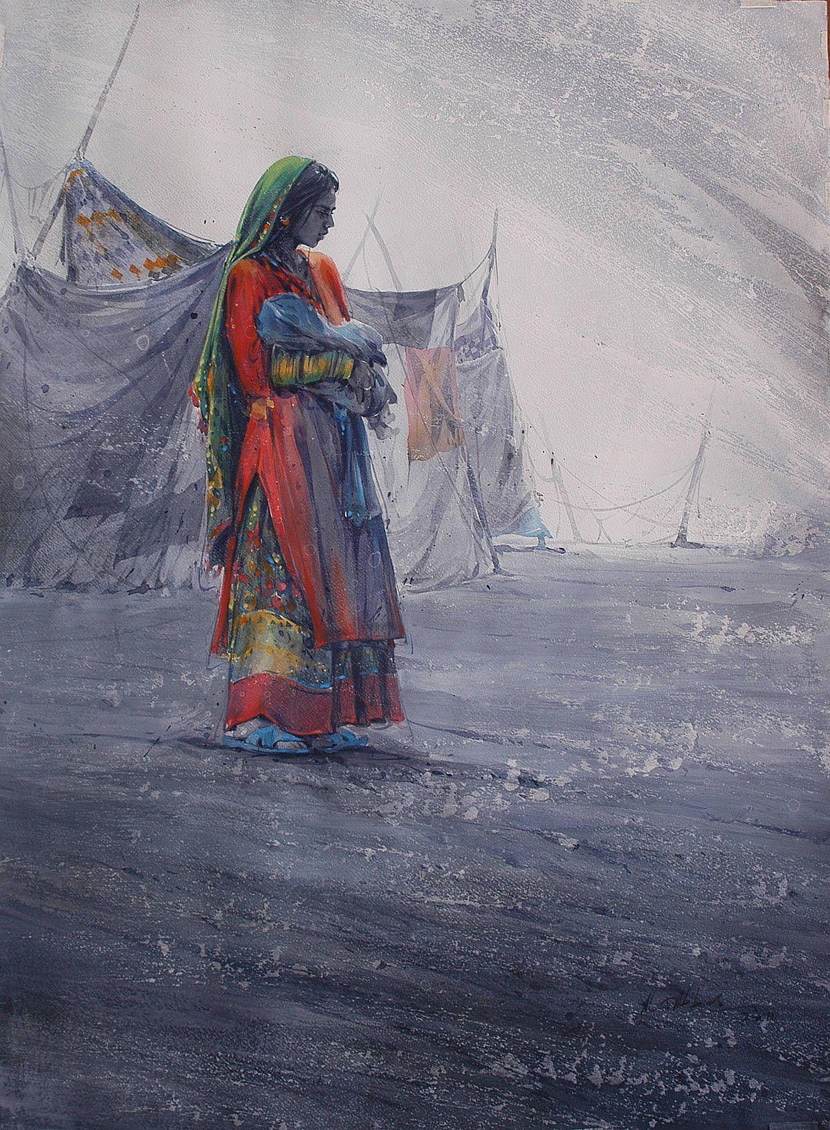Pin On Kuwait Paintings