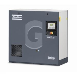 7 5 Hp Rotary Screw Air Compressors 24 7 Cfm Atlas Copco Ga5 150 Ap Www Compressorworld Com Air Compressor Compressors Rotary Compressor