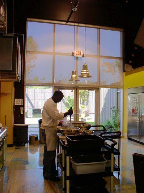Commercial Kitchen Designer Gorgeous Commercial Kitchenroom Service  Custom Window Treatments Inspiration Design