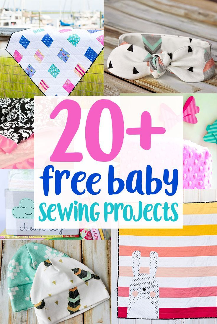 Free Baby Sewing Patterns Magnificent Inspiration Ideas