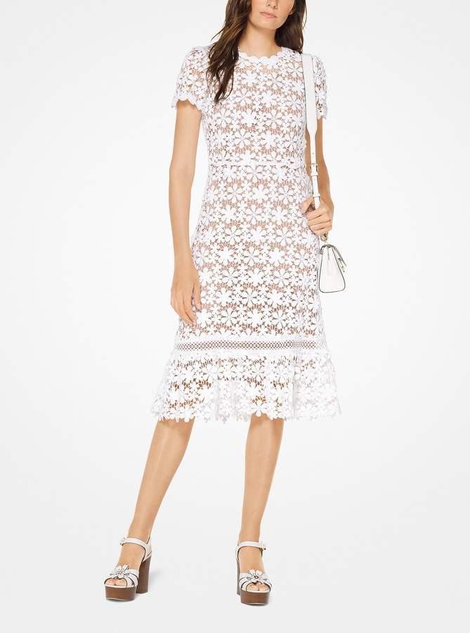 457d2c88561 MICHAEL Michael Kors Floral Lace Dress in 2019