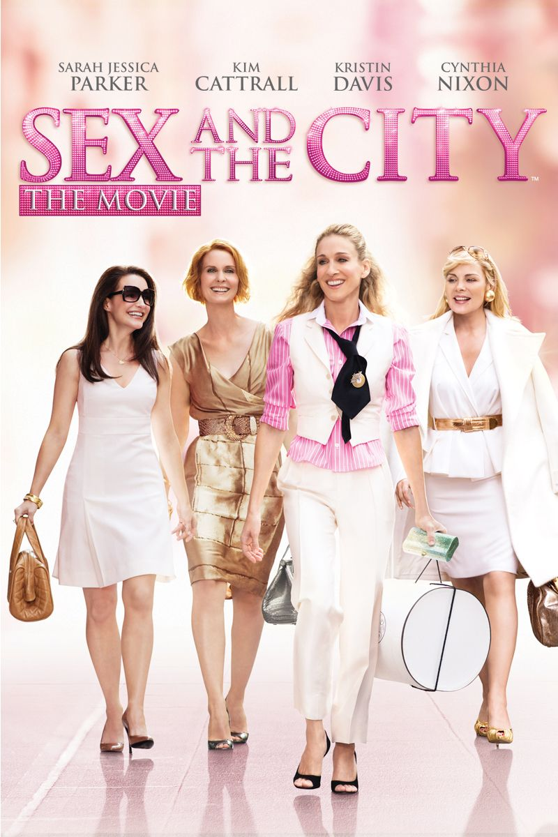 Sex and the city movie in cinemas