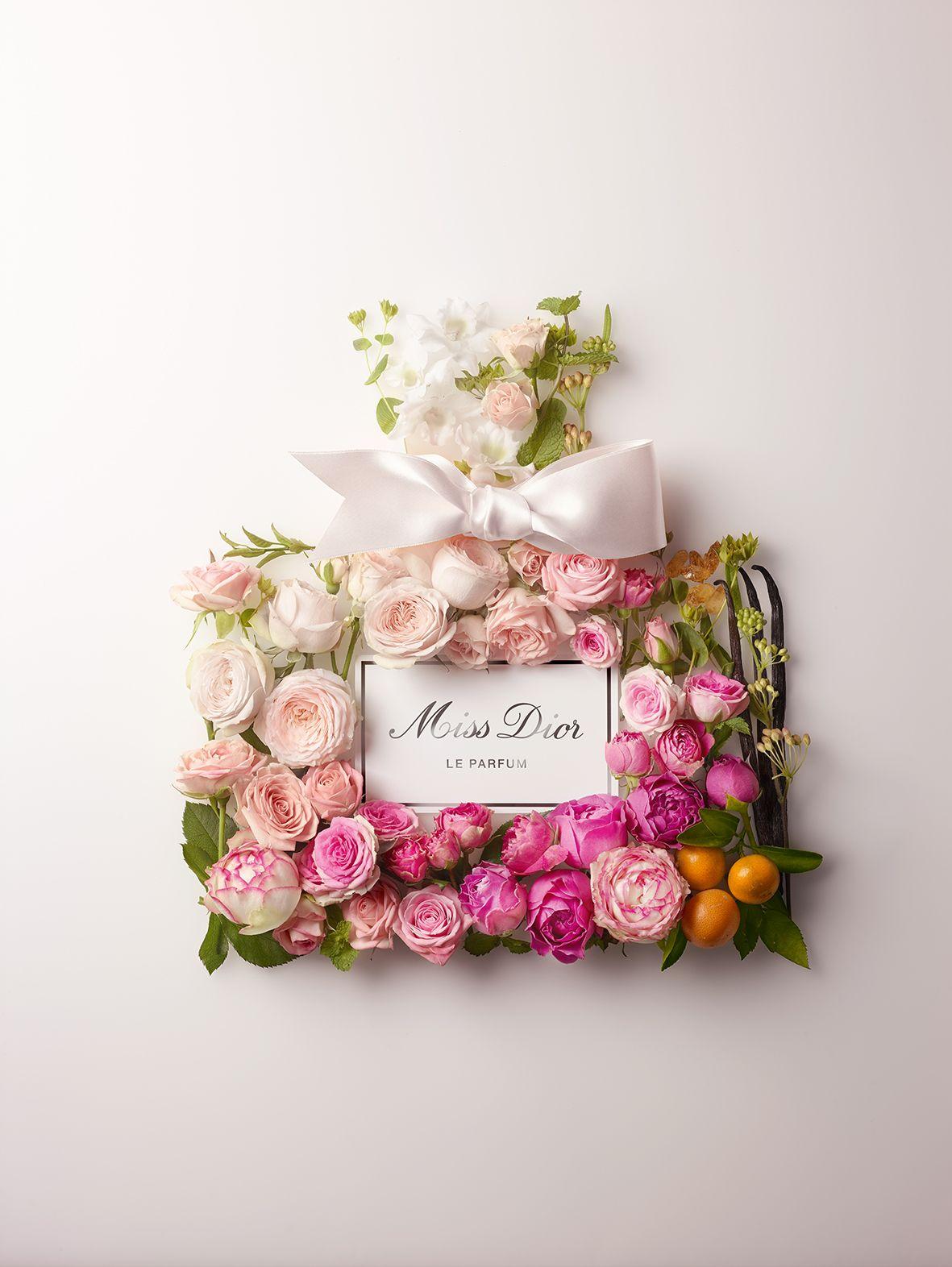 Dior - garancedunord | Flowers | Pinterest | Leinwand, Pastell und ...