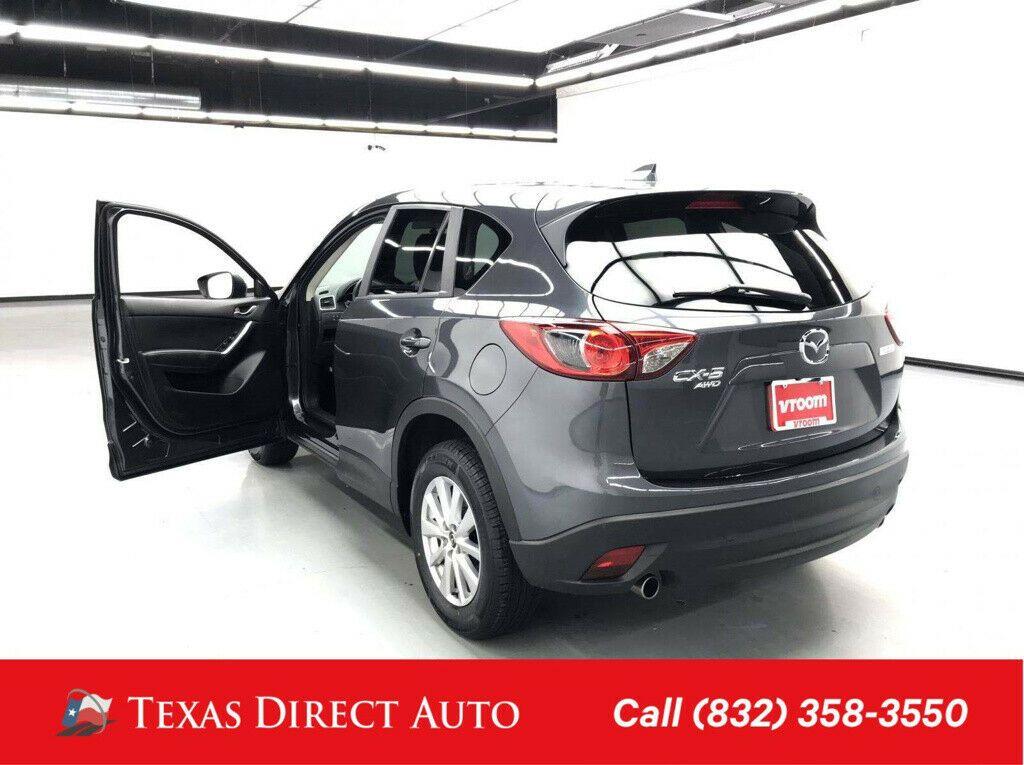 Used 2016 Mazda CX5 Touring Texas Direct Auto 2016