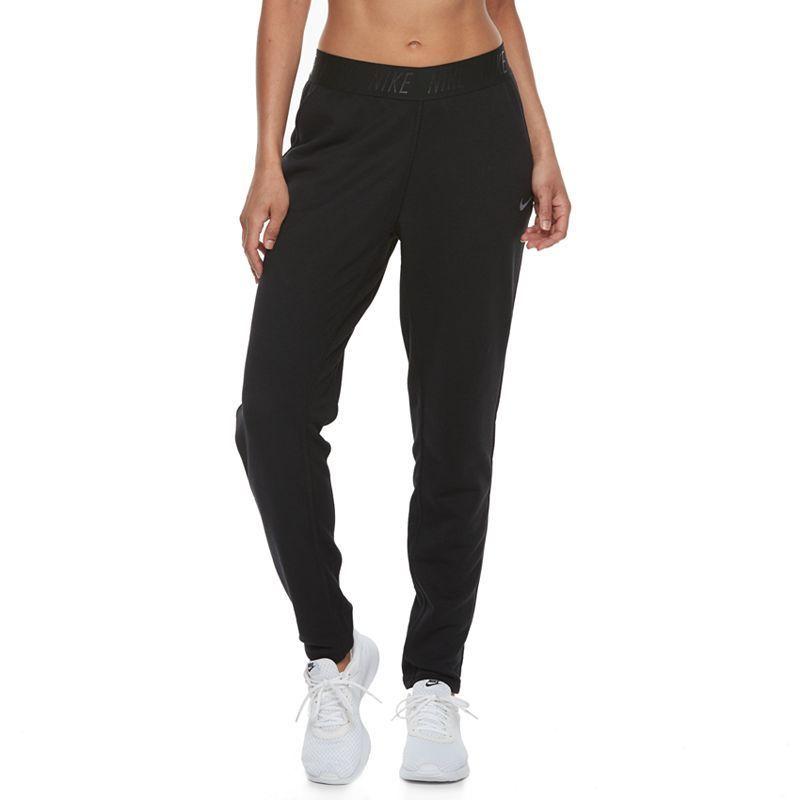 Nike Performance DRY PANT TAPER Tracksuit bottoms black