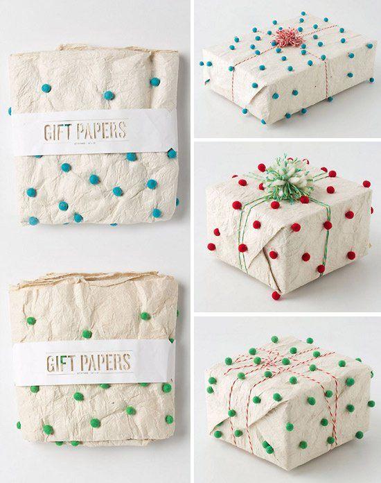 30 adoráveis DIY Pom Pom Decorações