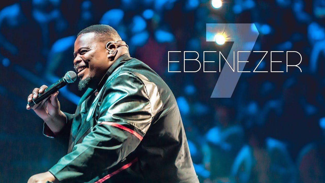 Spirit Of Praise 7 ft  Sipho Ngwenya - Ebenezer - Gospel