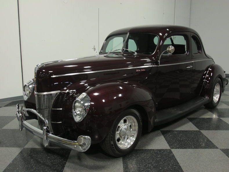 Ford Coupe 1940 Ford Coupe 1940 Ford Custom Cars For Sale
