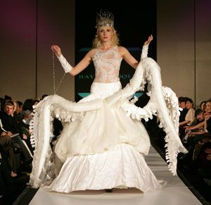 Odd Wedding Dresses