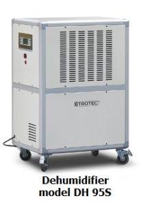 commercial-dehumidifier-ModelDH95S:Vacker group supplies