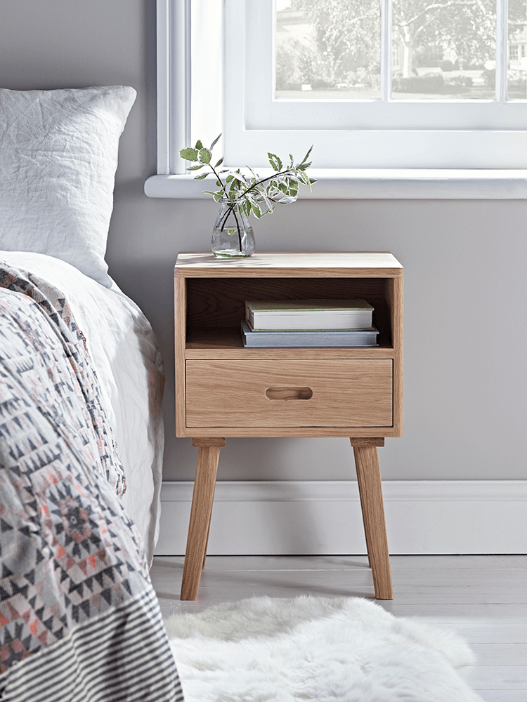 Creative Bedside Tables: £225 Carefully Handcrafted From Sustainable And