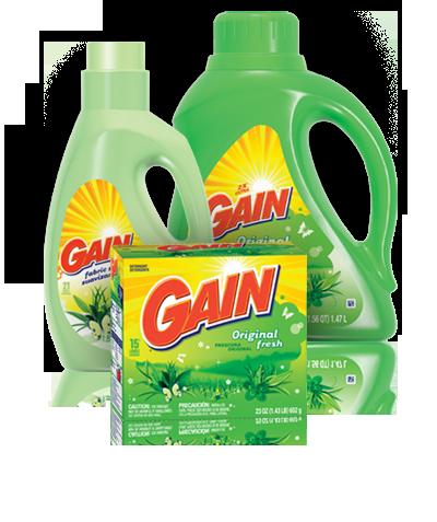Gain Original Gain Detergent Best Cleaning Products