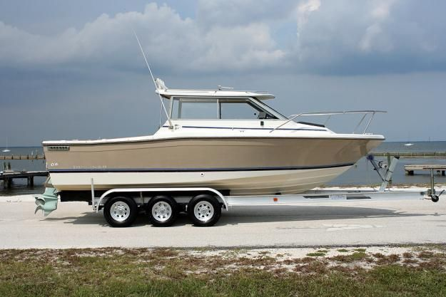 1984 Bayliner 2460 Trophy Cuddy | Boating | Boat, Vehicles, Car