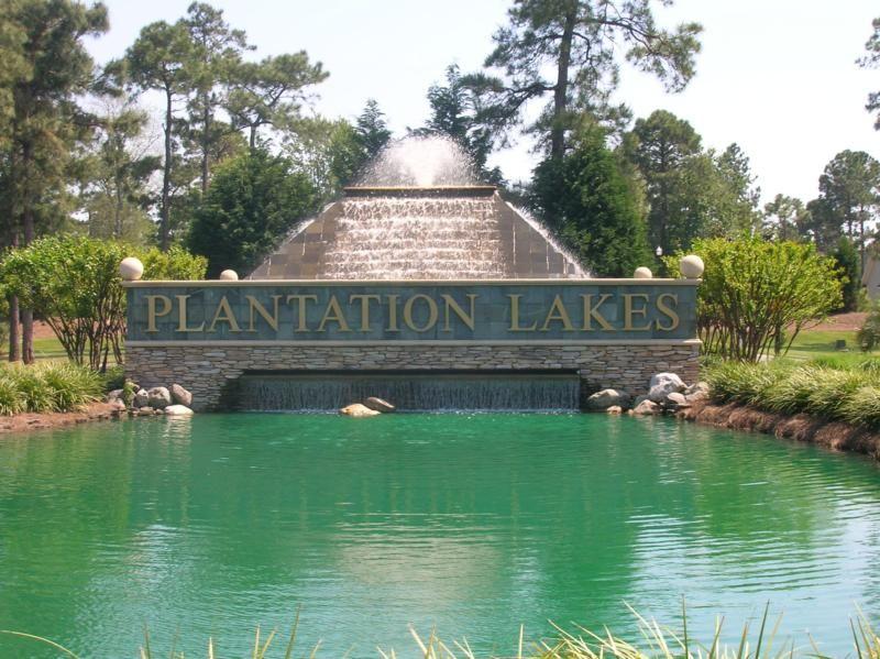 Plantation Lakes Community Carolina Forest Homes For