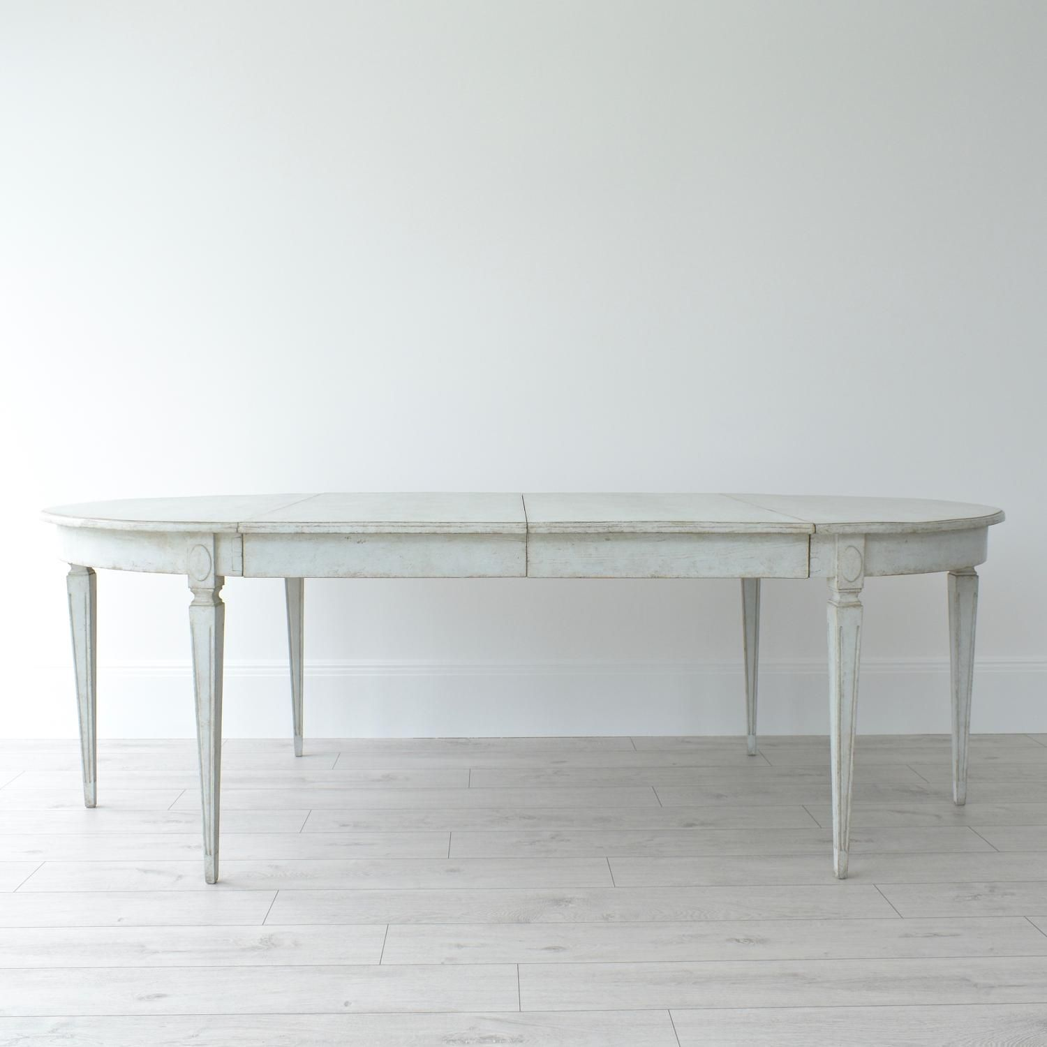 Magnificent Swedish Gustavian Dining Table In Furniture Swedish Furniture Gustavian Furniture Furniture