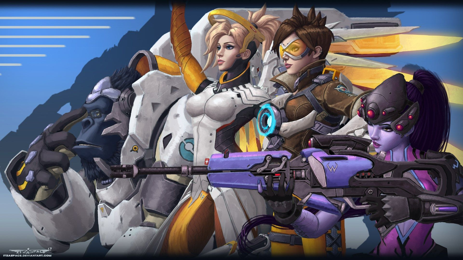 free screensaver overwatch overwatch pinterest overwatch and
