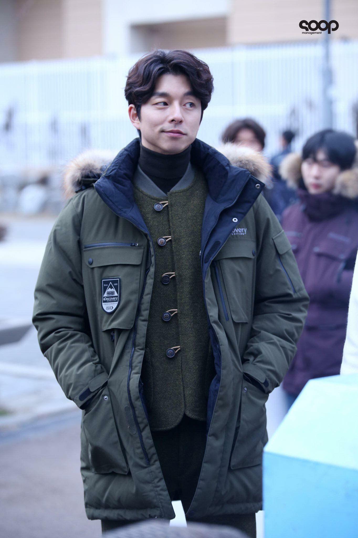 ♡Gong Yoo(공유)♡