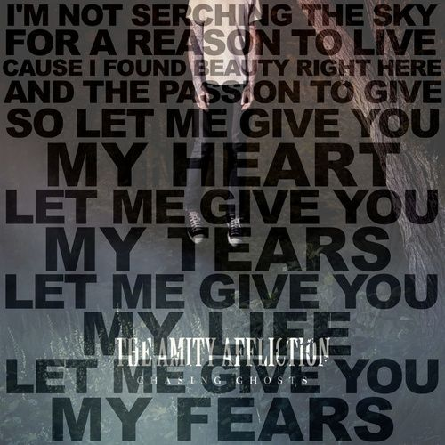 The Amity Affliction | Cool pictures | Pinterest