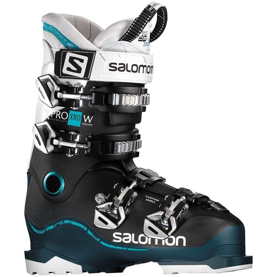 Salomon X Pro 80 Men's Ski Boots 2018