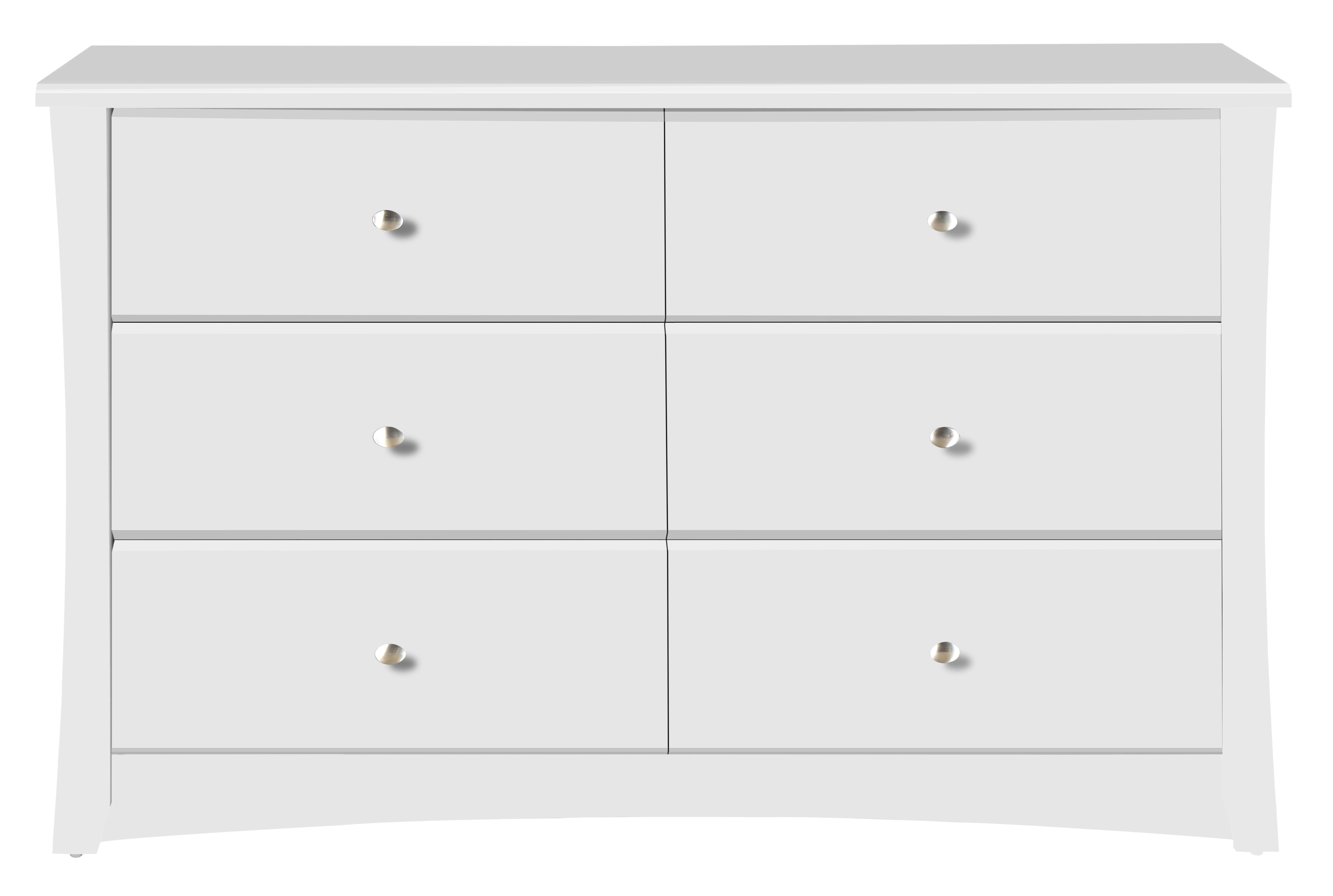 Amazon Com Storkcraft Crescent 6 Drawer Dresser White Baby 6 Drawer Dresser Dresser Drawers Drawers [ 4103 x 6105 Pixel ]