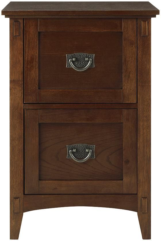 Artisan File Cabinet   File Cabinet   Two Drawer File Cabinet   Arts And  Crafts Style Furniture   Craftsman Style Furniture