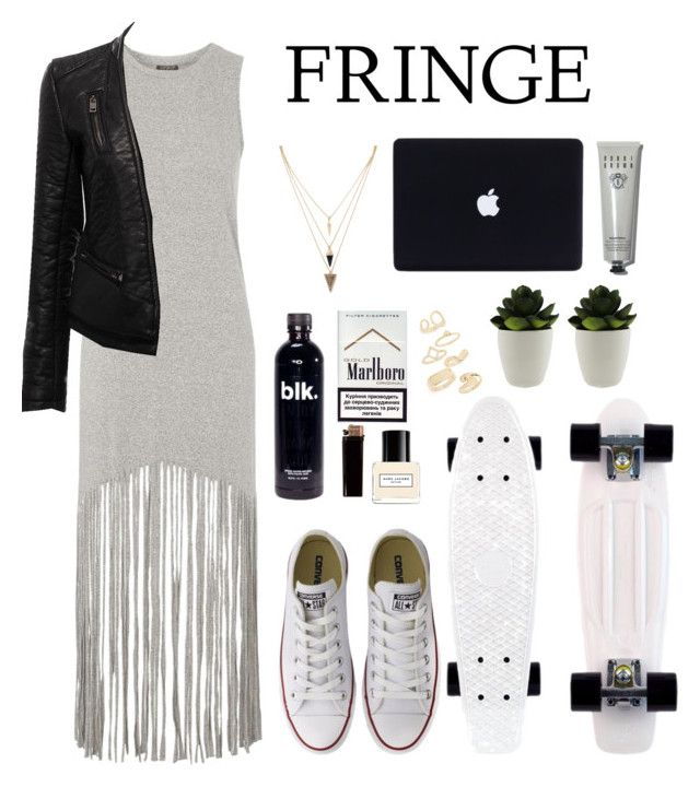 """""""Wonderful Everyday"""" by t-k-amie on Polyvore featuring Topshop, Converse, Forever 21, Marc Jacobs and Bobbi Brown Cosmetics"""