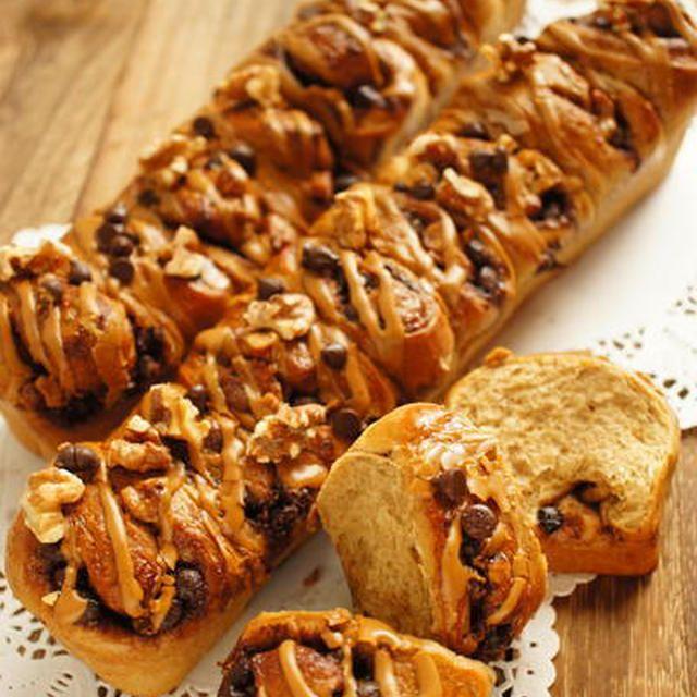Photo of * カフェオレ・チョコチップのちぎりパン by Aliceさん   レシピブログ – 料理ブログのレシピ満載!