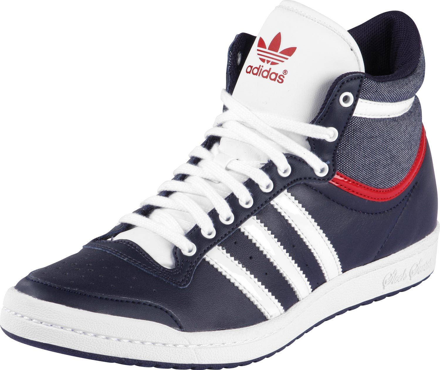 ADIDAS Top Ten Neo White