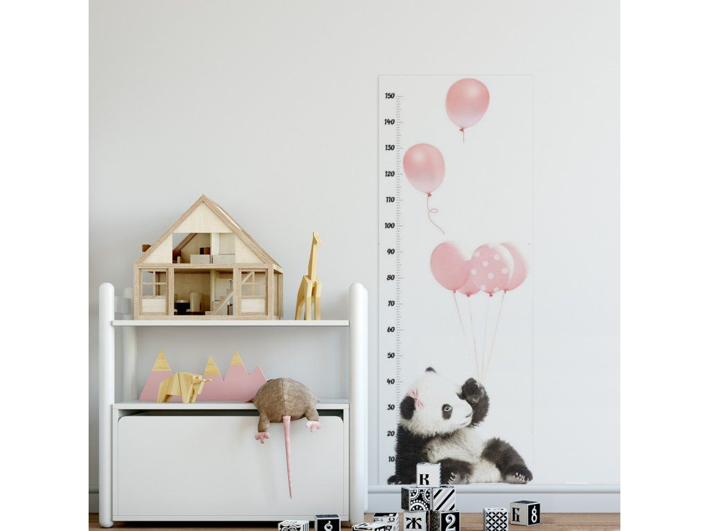 Panda meter create homenina pinterest pink and pandas