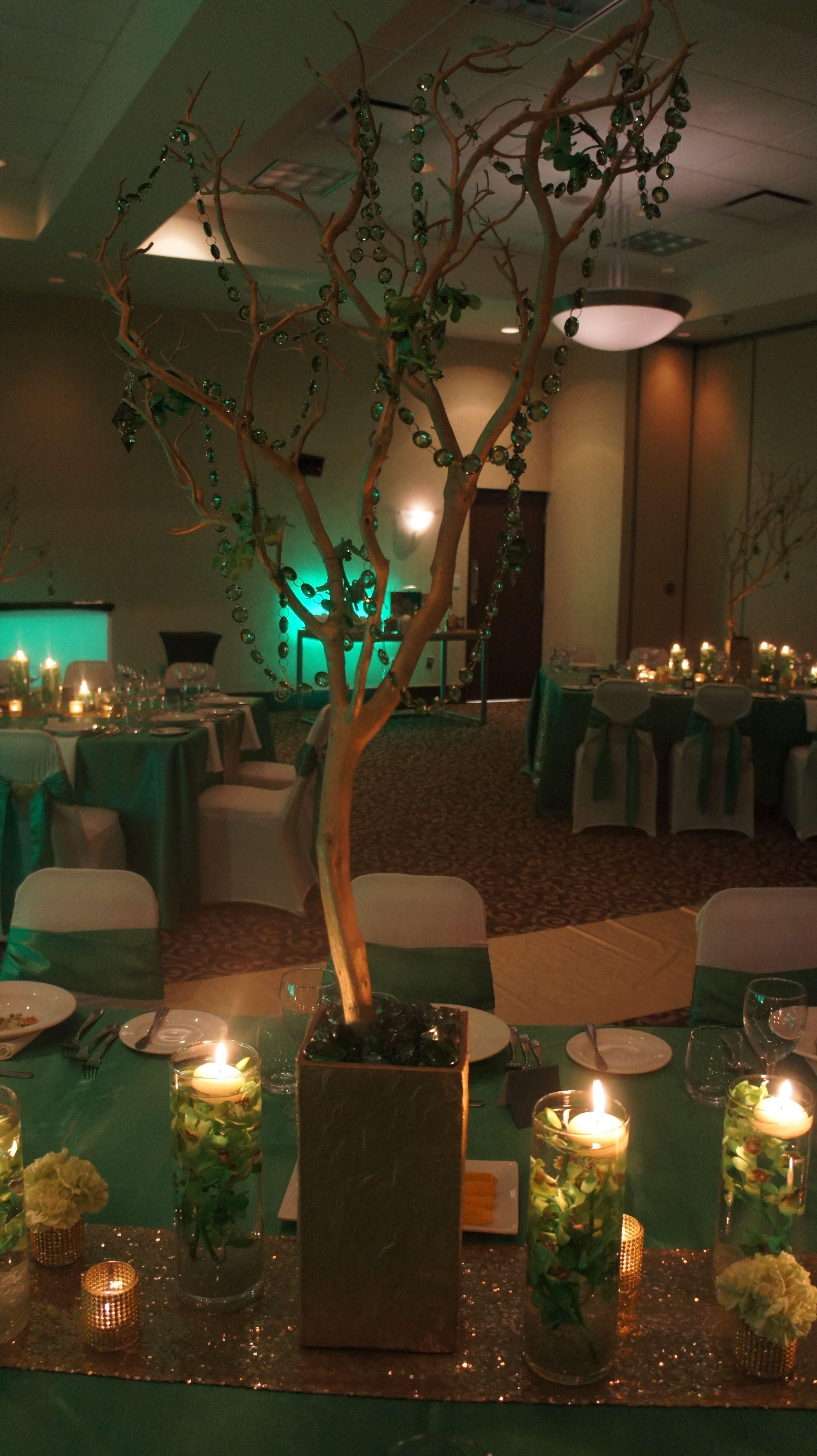 Emerald wedding decor ideas  Waterloo B  Emerald City Themed Event  Party planning  Pinterest