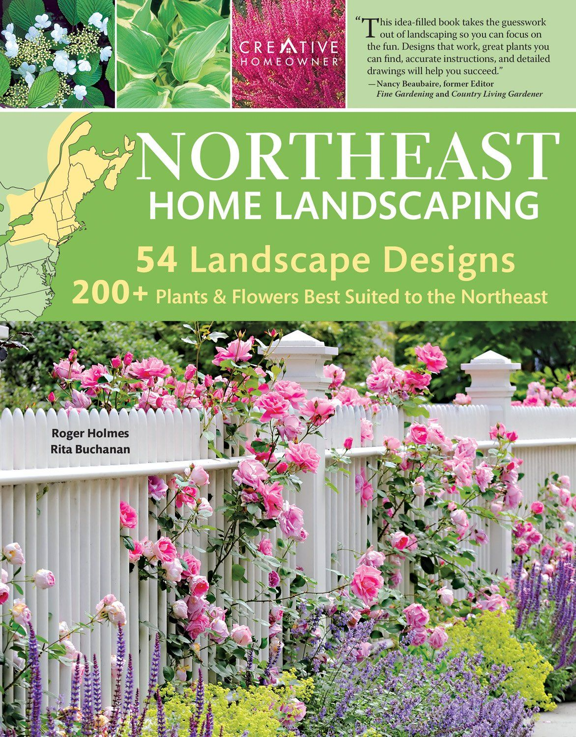 Northeast Home Landscaping 3rd Edition Including Southeast Canada Creative Homeowner 54 Landscape Design In 2020 Home Landscaping Planting Flowers Landscape Design
