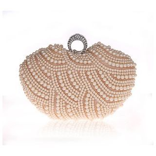 Buy Glam Cham Beaded Clutch at YesStyle.co.uk! Quality products at remarkable prices. FREE SHIPPING to the United Kingdom on orders over £ 25.