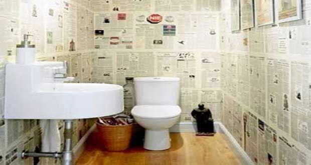 10 façons d\u0027arranger la déco de ses WC Coin toilette, Wc suspendu - Comment Decorer Ses Toilettes