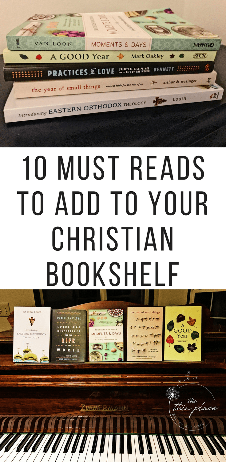 10 Christian Books That Need To Be On Your Radar Christian