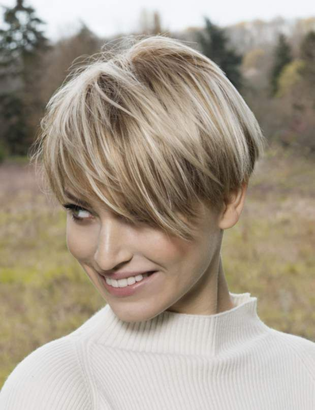 short hairstyles for fine thin hair over 60 Google