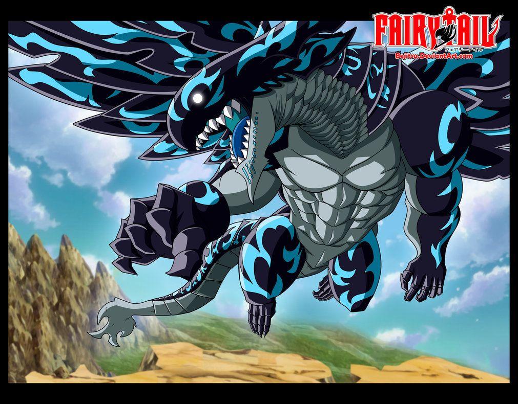 fairy tail acnologia   Fairy Tail 399 - Acnologia by Bejitsu   anime