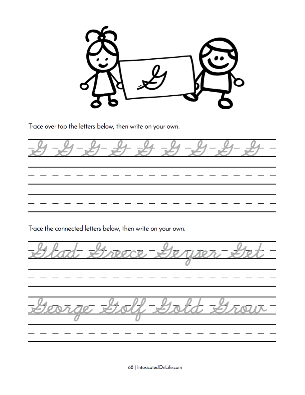 Cursive Creations A Beginners Guide To Handwriting Teaching Cursive Cursive Writing Teaching Cursive Writing [ 1272 x 982 Pixel ]