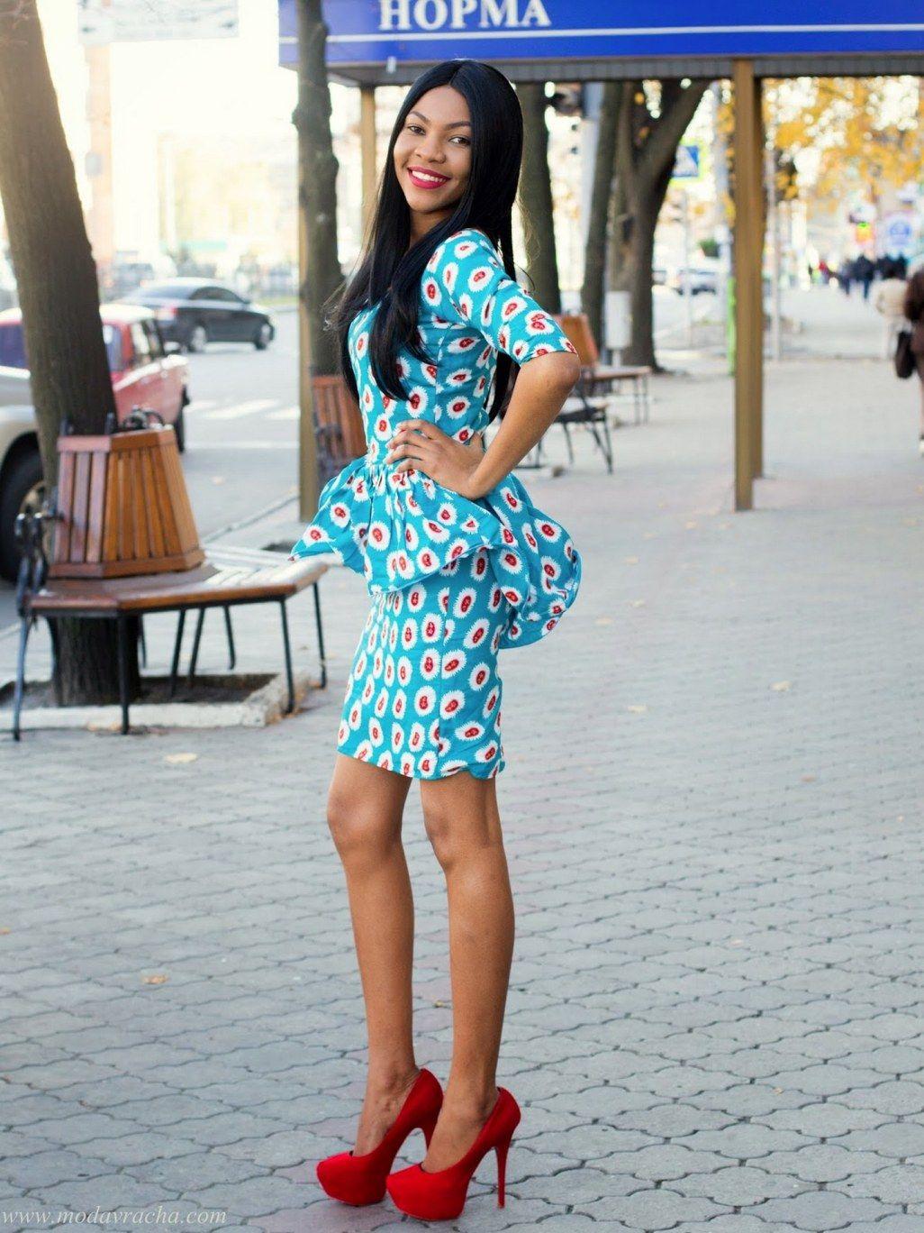 african prints short dresses 32 #africanprintdresses