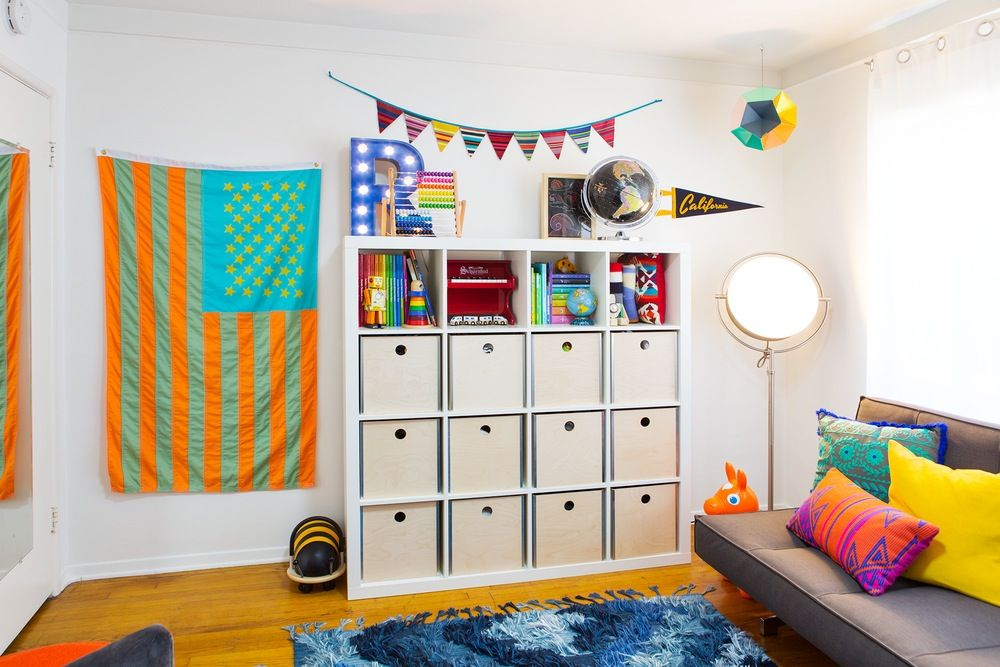 Nursery Tour: A Colorful, Cozy Nursery for a Baby Boy | Apartment Therapy