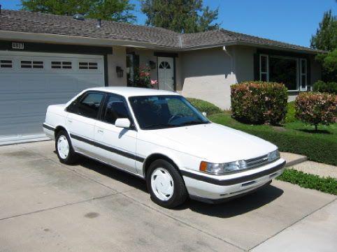 1988 Mazda 626 - Mine was blue   My cars   Pinterest   Mazda, Cars